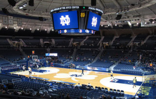 Notre Dame Basketball Facility