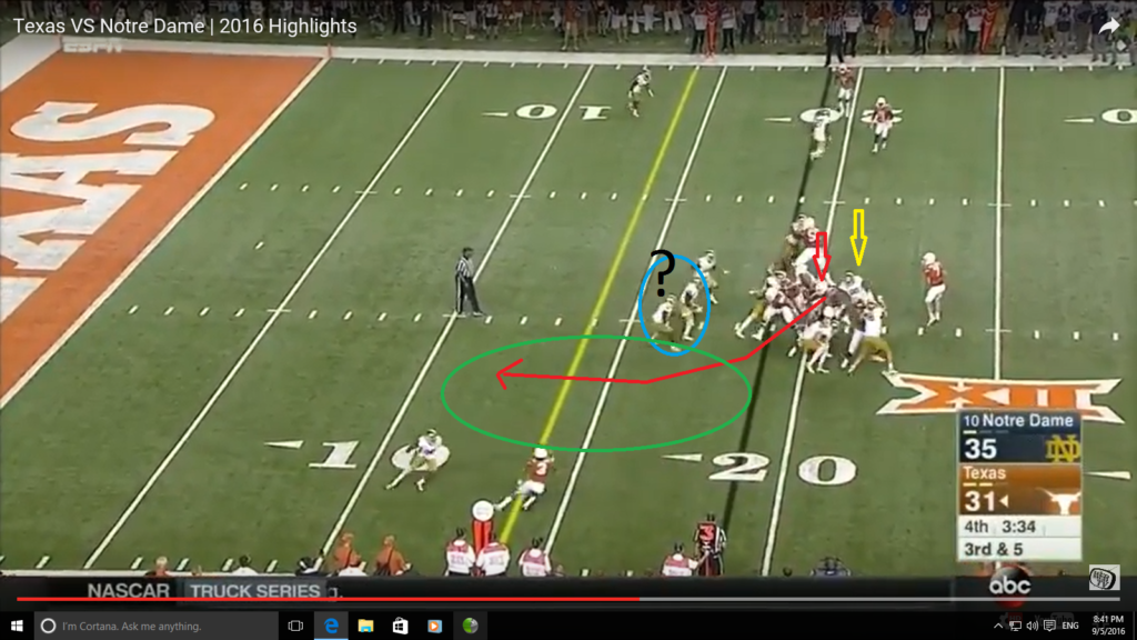 ss 3 post snap too close together - highlighted