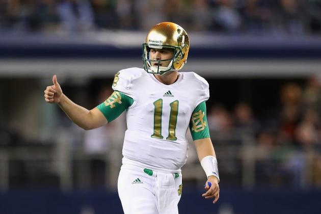 9959da34d Rees As ND s New QB Coach  Tommy Yes! (Maybe) - 18 Stripes