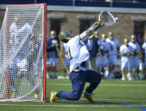 Lacrosse:  Irish to open season at home against Detroit