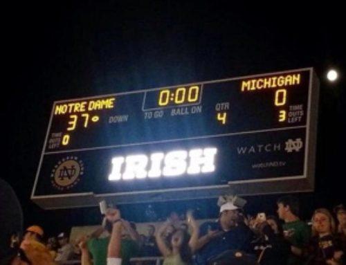 Lacrosse:  Michigan comes to Arlotta