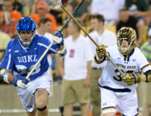Lacrosse: Next stop, ACC Finals!