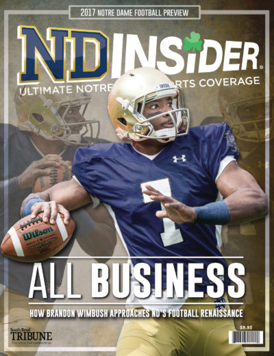 ND Insider Magazine Review