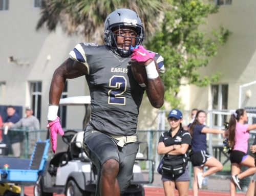 2018 Recruiting: WR Kevin Austin Commits to Notre Dame