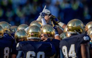 2018 Notre Dame Football Big Board Update