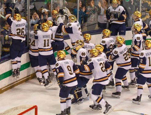 The Quick and Dirty Notre Dame Hockey Preview
