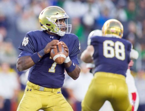 Making the Turn: Notre Dame's Second Half Preview