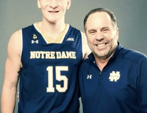 PF Chris Doherty Commits to Notre Dame