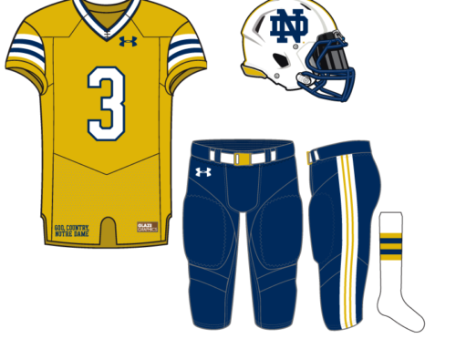 Uniform Concept: Give Gold a Go