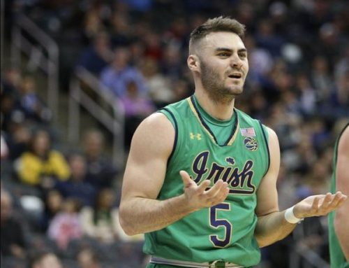 Avalanche of Bad Breaks Lands Notre Dame in the NIT