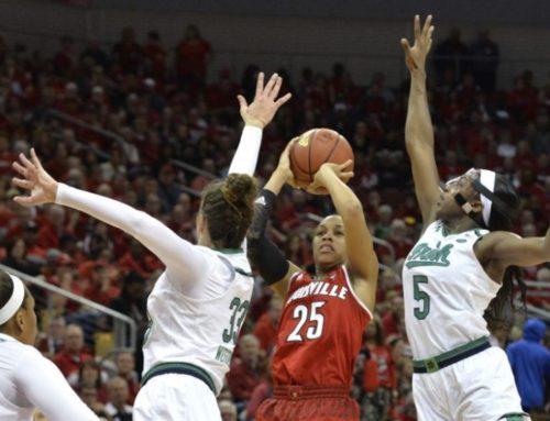 Weekly WBB Recap: Irish Fall to Louisville, Beat BC