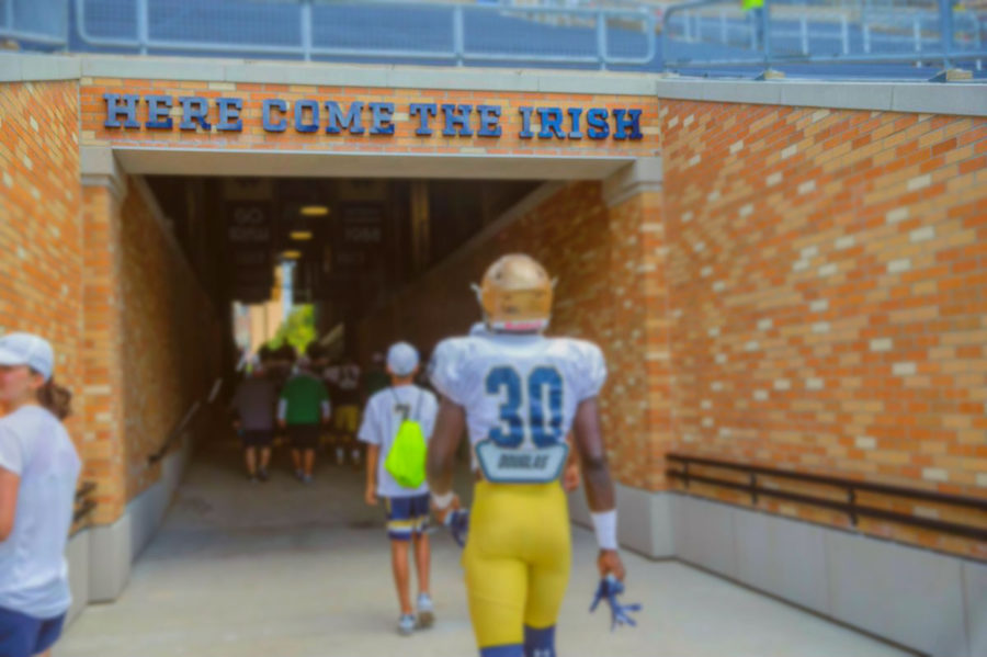 The Ultimate Notre Dame Football 2018 Depth Chart Preview