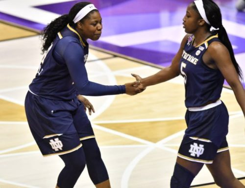 WBB Instant Reaction: Irish Outlast UConn in Final Four to Advance to Title Game