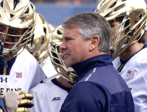 Lacrosse:  Irish to open ACC play versus Virginia