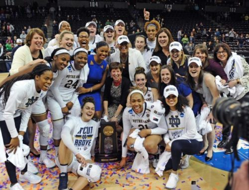 Ice In Their Veins: An Epic Tribute to the 2018 WBB National Champions