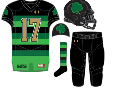 Uniform Concept: St. Paddy's Day