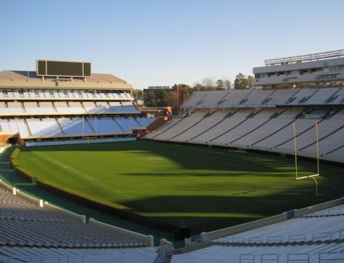 Lacrosse:  Irish take on UNC in Chapel Hill this Saturday