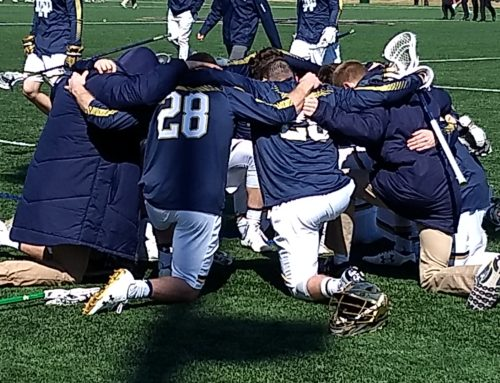 Lacrosse:  Irish fall to Denver in NCAA First Round