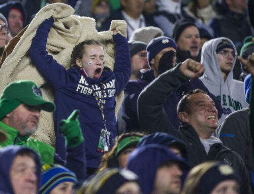 Staffers' First ND Games: The Truth Revealed