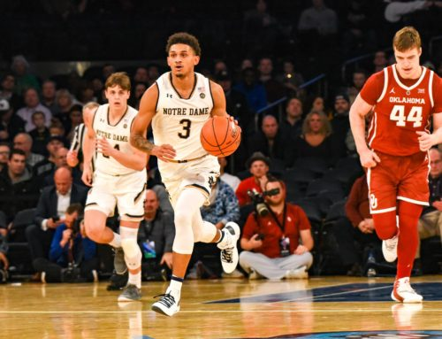 Checking in on the Irish Hoops Newcomers