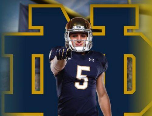 2019 Recruiting: K Harrison Leonard Commits to Notre Dame