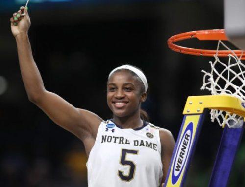 WBB: All Five Irish Starters Selected in WNBA Draft