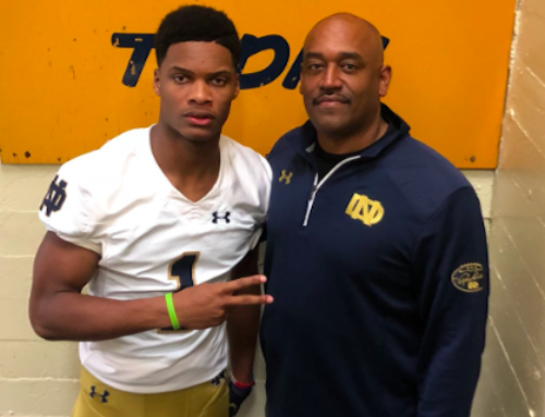 A Way (Way) Too Early Guess at Notre Dame's Recruiting Class of 2020