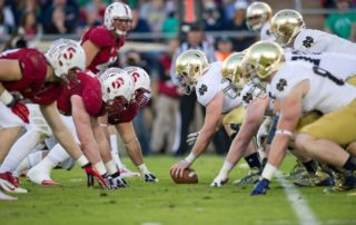 Digging into Notre Dame's Stanford problem