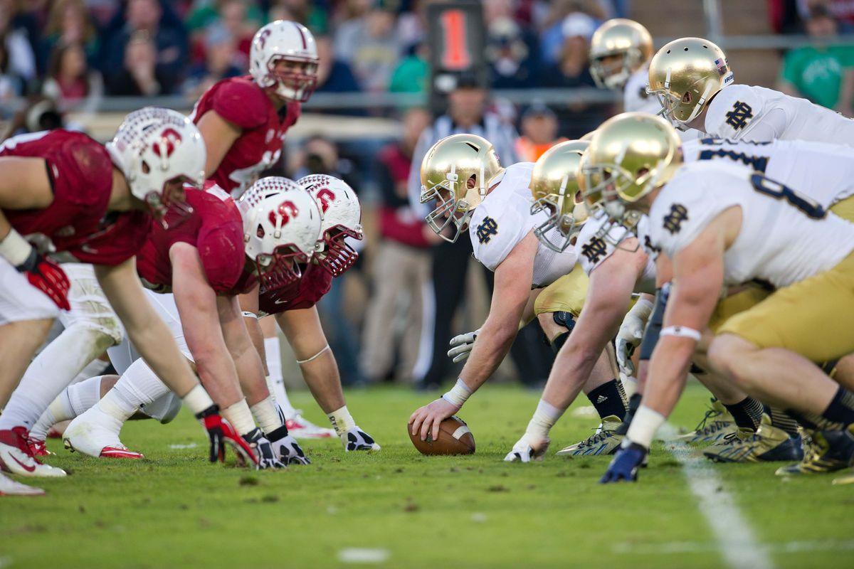 Digging into Notre Dame's Stanford problem