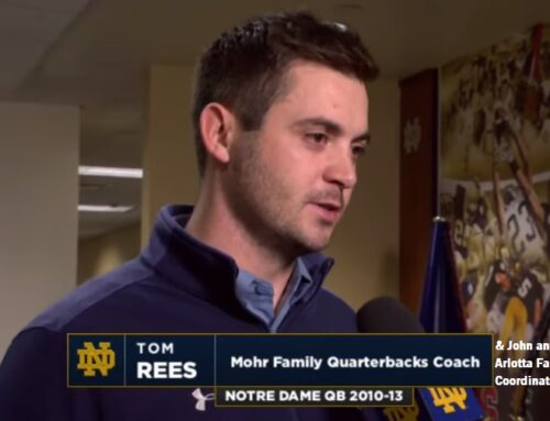 3 Reactions to Notre Dame Hiring Tommy Rees as OC