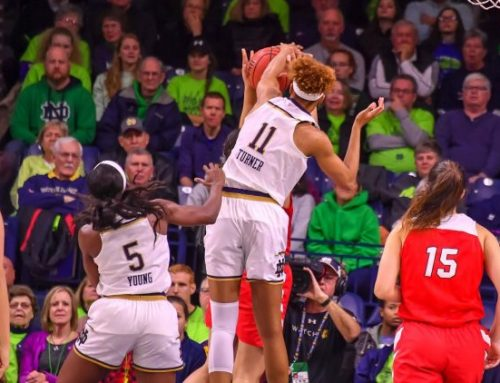WBB: Irish Move to 5-0 in ACC