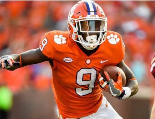 Scouting Report: Etienne & Clemson's Power Spread
