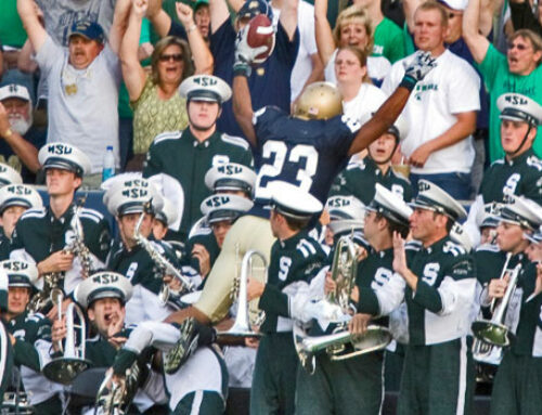 Charlie Weis' Last Stand: A Spartan Effort