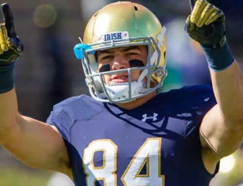 NFL Scouting Report: TE Cole Kmet