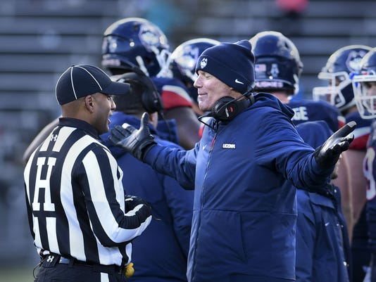 UConn Football Sets Off the FINAL Conference Realignment